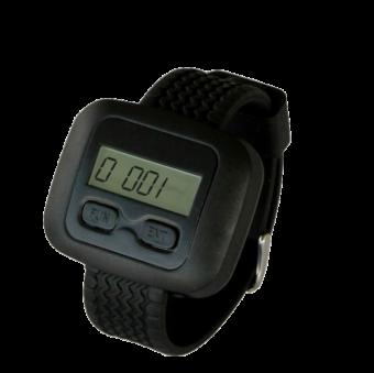 Наручный пейджер для официанта iBells-201 система кнопка вызова персонала официанта  купить за 3 500 руб. во Владивостоке в магазине Сигнал